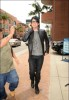 Adam Lambert spotted at the Medical Center on June 6th 2009 6