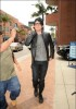 Adam Lambert spotted at the Medical Center on June 6th 2009 3