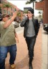 Adam Lambert spotted at the Medical Center on June 6th 2009 1