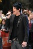 Adam Lambert at the Today Show  on May 28th 2009 13