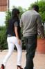 Kim Kardashian spotted in Ojai California on June 1st 2009 With Reggie