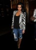 Kim Kardashian attends the Launch Of DJ Hero hosted by ActiVision on June 1st 2009 4