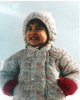 Tania Nimer baby picture as a little girl 15
