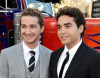 Shia LaBeouf at the Premiere of Transformers Revenge Of The Fallen 2009 Movie held at Mann Village Theatre on June 22nd 2009 in Los Angeles California and Ramon Rodriguez