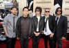 Linkin Park at the Premiere of Transformers Revenge Of The Fallen 2009 Movie held at Mann Village Theatre on June 22nd 2009 in Los Angeles California 3