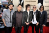 Linkin Park at the Premiere of Transformers Revenge Of The Fallen 2009 Movie held at Mann Village Theatre on June 22nd 2009 in Los Angeles California 2