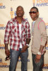 Tyrese Gibson and rapper Soulja Boy attend at the 18th Annual MTV Movie Awards on May 31st 2009 1
