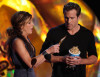 Sandra Bullock and Ryan Reynolds at the 18th Annual MTV Movie Awards on May 31st 2009