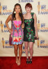 Rumer Willis and Jamie Chung at the MTV Movie Awards on May 31st 2009