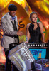 Big Pak and Hayden Panettiere on stage during the 18th Annual MTV Movie Awards on May 31st 2009 1