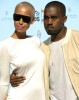 Kanye West and his girlfriend Amber Rose arrive on the the red carpet at the 2009 BET Awards held at the Shrine Auditorium on June 28th in Los Angeles 4