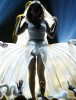 Beyonce performs onstage during the 2009 BET Awards held at the Shrine Auditorium onJune 28th in Los Angeles 7