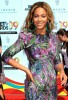 Beyonce arrives at the 2009 BET Awards held at the Shrine Auditorium onJune 28th in Los Angeles 2