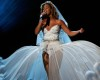 Beyonce performs onstage during the 2009 BET Awards held at the Shrine Auditorium onJune 28th in Los Angeles 11