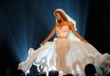 Beyonce performs onstage during the 2009 BET Awards held at the Shrine Auditorium onJune 28th in Los Angeles 2