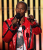 Jamie Foxx on stage for the tribute to the late singer Michael Jackson during the 2009 BET Awards 3
