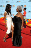Zoe Saldana and Nichelle Nichols arrive at the 2009 BET Awards held at the Shrine Auditorium on June 28th 2009 in Los Angeles 4