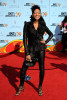 Monica arrives at the 2009 BET Awards held at the Shrine Auditorium on June 28th 2009 in Los Angeles 2