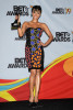 Keri Hilson at the press room during the 2009 BET Awards held at the Shrine Auditorium on June 28 2009 in Los Angeles  1