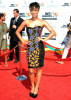 Keri Hilson arrives at the 2009 BET Awards held at the Shrine Auditorium on June 28th 2009 in Los Angeles 1