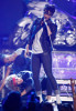 Keri Hilson performs onstage during the 2009 BET Awards held at the Shrine Auditorium on June 28th 2009 in Los Angeles 3