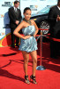 Adrienne Bailon arrives at the 2009 BET Awards held at the Shrine Auditorium on June 28th 2009 in Los Angeles 2
