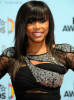 Letoya Luckett arrives at the 2009 BET Awards held at the Shrine Auditorium on June 28th 2009 in Los Angeles