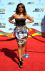 Alicia Renee arrives at the 2009 BET Awards held at the Shrine Auditorium on June 28th 2009 in Los Angeles