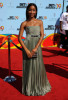 Faune A. Chambers arrives at the 2009 BET Awards held at the Shrine Auditorium on June 28th 2009 in Los Angeles