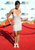 Tamala Jones arrives at the 2009 BET Awards held at the Shrine Auditorium on June 28th 2009 in Los Angeles