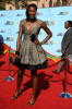Lisa Leslie arrives at the 2009 BET Awards held at the Shrine Auditorium on June 28th 2009 in Los Angeles