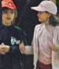 Michael Jackson kids picture of paris jackson and her brother prince michael