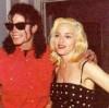 Michael Jackson and Madonna 2