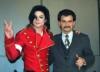 Michael Jackson and prince Al Waleed bin Talal