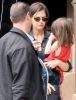 Suri Cruise with her mom in Los Angeles  on June 15th 2009 3