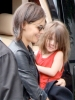 Suri Cruise with her mom in Los Angeles  on June 15th 2009 1