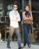 kevin jonas and his girlfriend danielle deleasa seen walking together