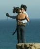 kevin jonas and his girlfriend danielle deleasa seen kissing