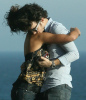 kevin jonas and his girlfriend danielle deleasa hugging