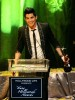 Adam Lambert picture on stage during the Hollywood Life 11th Annual Young Hollywood Awards on June 9th 2009 5
