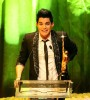 Adam Lambert picture on stage during the Hollywood Life 11th Annual Young Hollywood Awards on June 9th 2009 2