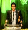 Adam Lambert picture on stage during the Hollywood Life 11th Annual Young Hollywood Awards on June 9th 2009 1