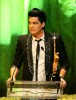 Adam Lambert picture on stage during the Hollywood Life 11th Annual Young Hollywood Awards on June 9th 2009 3