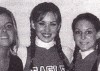 actress Megan Fox childhood pictures at highschool