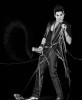 Adam Lambert studio photoshoot picture in june 2009 7