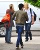 Adam Lambert spotted going to the Recording Studio on June 10th 2009 6