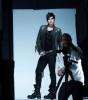 Adam Lambert studio photoshoot picture in june 2009 4