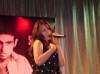 Aya Abdul Raoof from Egypt at Ain Shams university concert 4
