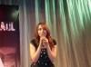 Aya Abdul Raoof from Egypt at Ain Shams university concert 9