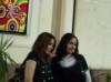 Aya Abdul Raoof from Egypt at Ain Shams university concert 8